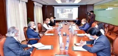 وزیرخارجہ نے عوامی سفارتکاری کے بارے میں مشاورتی گروپ تشکیل دے دیا