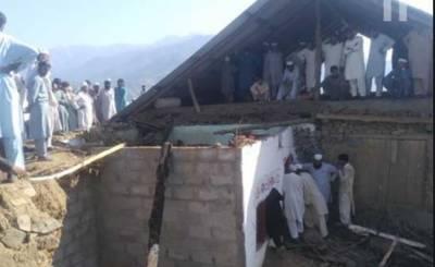 سوات ،مکان کی چھت گرنے سے 3بچے جاں بحق
