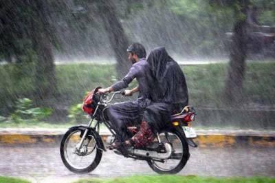 لاہور میں میں مون سون کی پہلی بارش 25 جون کو متوقع
