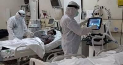 پاکستان میں کورونا سے مزید 136 افراد جاں بحق