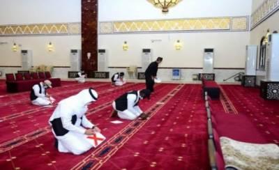 مسلسل 90 روزکی بندش کےبعد مکہ کی 1560 مساجد کھولنے کا فیصلہ
