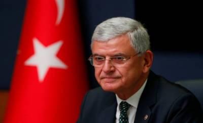 ترک سفیر اقوام متحدہ کی جنرل اسمبلی کے صدر نامزد