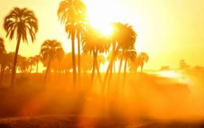 سعودی عرب میں قہر کی گرمی ،مکہ مکرمہ میں درجہ حرارت 47 سینٹی گریڈ ریکارڈ