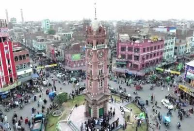 فیصل آباد کوویڈ19بے قابو 24گھنٹوں میں مزید76شکار