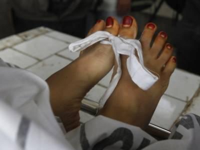 غیرت کے نام پر شادی شدہ خاتون قتل