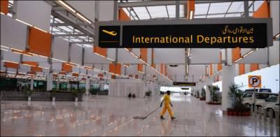 حکومت کا بڑا فیصلہ، بین الاقوامی پروازیں بحال ہو گئیں
