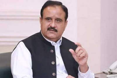 کرپشن کے ٹڈی دل پاکستان کی بنیادوں کو کھا چکے ہیں۔ عثمان بزدار