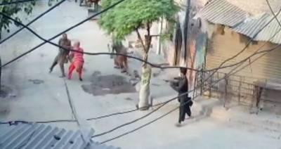 لاہور: فائرنگ سے دو خواتین سمیت تین افراد زخمی