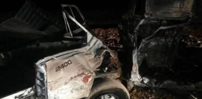 سعودی عرب: ٹریفک حادثے میں 4 پاکستانیوں سمیت 9 افراد جاں بحق