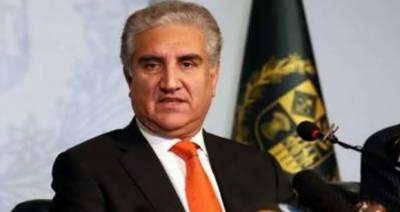 بھارت مقبوضہ کشمیر میں حریت اور آزادی کے جذبے کو ظلم و تشدد سے روکنا چاہتا ہے، وزیر خارجہ