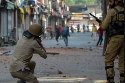 بھارتی فوج کی ریاستی دہشت گردی،مقبوضہ کشمیر میں مزید 2کشمیری شہید