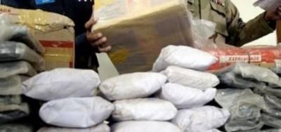 محکمہ ایکسائز سندھ کی منشیات اسمگلنگ کے خلاف بڑی کارروائی