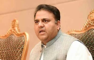 اسدعمر کو جہانگیر ترین نے وزارت خزانہ سے فارغ کرایا: فواد چودھری