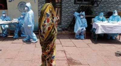 بھارت میں کورونا وائرس کے مریضوں میں تشویشناک حد تک اضافہ