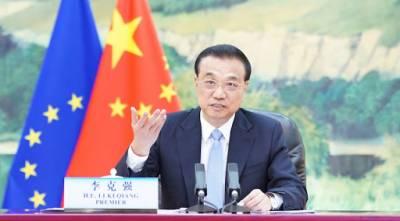 رواں سال چین یورپ سرمایہ کاری معاہدہ طے پا جائے گا
