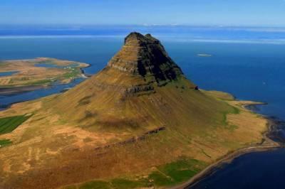 آئس لینڈ کے ساحل کے قریب زلزلے کے جھٹکے، گرائمسوٹن آتش فشاں پھٹنے کا امکان