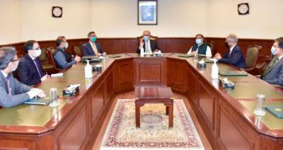 شاہ محمود قریشی سے نامزد نئے سفراء کی ملاقات،بطور سفیر نامزدگی پر مبارکباد