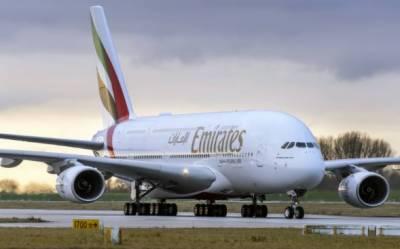 امارات ائیرلائن نے پاکستان کیلئے پروازیں عارضی طور پر معطل کردیں