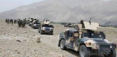 افغانستان شدت پسندوں کا حملہ، سکیورٹی فورسز کے 10 اہلکار ہلاک