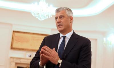 کوسوو: صدر پر 10 جنگی جرائم کی فرد جرم عائد