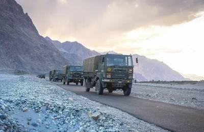 چین کا بھارت سے وادی گلوان سے مکمل انخلا کا مطالبہ