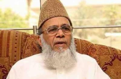 سابق امیر جماعت اسلامی منور حسن انتقال کر گئے