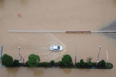 چین کے جنوبی علاقوں میں سیلاب سے تباہی، 70 افراد ہلاک، متعدد لاپتہ