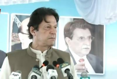 مودی بھارت کو تباہی کی طرف لے جارہا ہے: وزیراعظم عمران خان