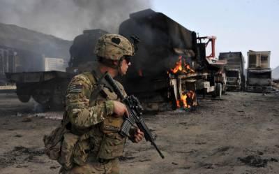 امریکی فوج پر حملوں کے لیے طالبان کو روس کی جانب سے انعامات دیے جانے کا انکشاف