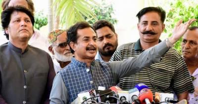 سندھ حکومت قناصرو سسٹم کرپشن کا جواب دے، حلیم عادل شیخ