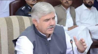 حکومت صوبے میں سیاحت کے فروغ کیلئے جامع منصوبے کے تحت اقدامات کررہی ہے، محمود خان