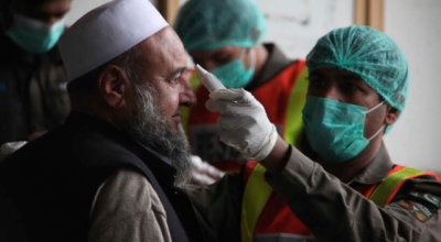 پاکستان میں کورونا کے 213 نئےکیسز، اسلام آباد میں 2 مریض انتقال کر گئے