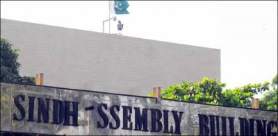 اسٹاک ایکسچینج حملے کے بعد سندھ اسمبلی کے اطراف سیکورٹی بڑھا دی گئی