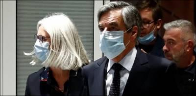 سابق فرانسیسی وزیراعظم اور ان کی اہلیہ کو قید کی سزا
