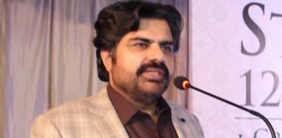 پاکستان اسٹاک ایکسچینج پر حملے میں بھارت کا ہاتھ ہے، ناصر حسین شاہ