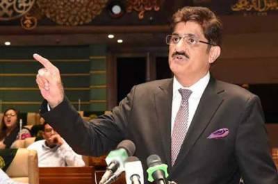 وزیر اعلیٰ سندھ کا آئندہ وفاقی ٹیکس جمع کرنے سے انکار