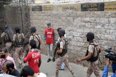 پاکستان سٹاک ایکسچینج پر حملے کا مقدمہ سی ٹی ڈی سول لائنز میں درج