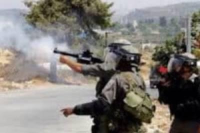 مقبوضہ بیت المقدس اور جنین سے پرتشدد جھڑپیں،3 فلسطینی گرفتار