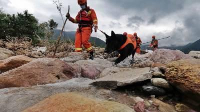 چین:مسلسل طوفانی بارشوں کے باعث نیلے خطرے کی تجدید