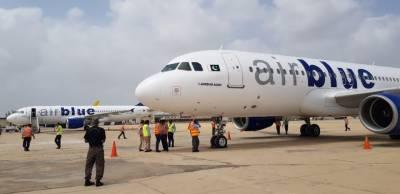 سی اے اے نے ایئر بلیو کو 6 پروازیں آپریٹ کرنے کی اجازت دیدی