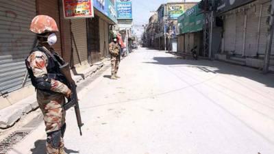 بلوچستان میں سمارٹ لاک ڈائون میں مزید 15 دن کی توسیع