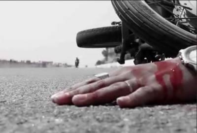 پتوکی: ٹرک کی موٹر سائیکل کو ٹکر،2افراد جاں بحق