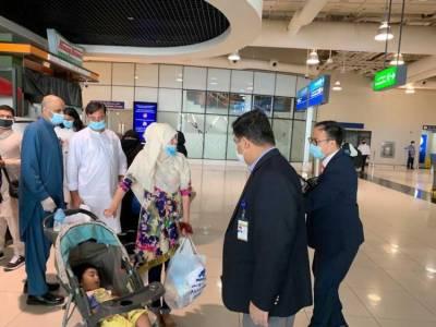 کورونا وائرس کے پیش نظرملکی ائرپورٹس پر مسافروں کے پروٹوکول پر پابندی
