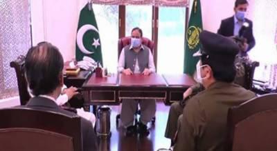 وزیراعلیٰ پنجاب سے جنوبی پنجاب سیکرٹریٹ کیلئے تعینات آفیسرز کی ملاقات