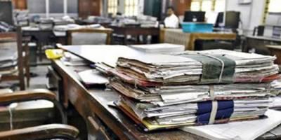 وفاقی حکومت کاگریڈ ایک سے 16تک کی ایک سال سے خالی آسامیاں ختم کرنے کا فیصلہ