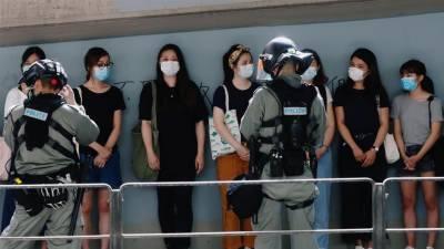 چین کی ہانگ کانگ کے باشندوں کو شہریت کی پیشکش کے برطانیہ کے فیصلے کی مذمت