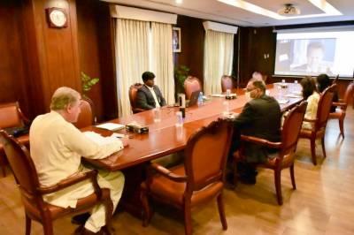 پاکستان اور ڈنمارک کا مختلف شعبوں میں دوطرفہ اقتصادی تعاون کو فروغ دینے پراتفاق