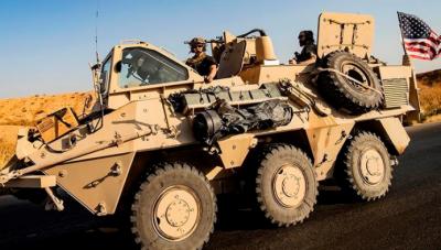 شام میں امریکا نے فوجی اڈا اور ایئربیس بنانے کی تیاری شروع کردی