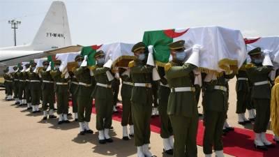 فرانس نے 24 جنگجوئوں کی کھوپڑیاں الجیریا کو واپس کر دیں