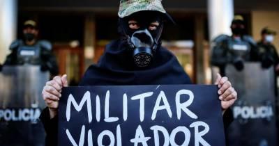 کولمبیا: کم عمر لڑکیوں سے جنسی زیادتی کے الزام میں 31 فوجی اہلکار برطرف